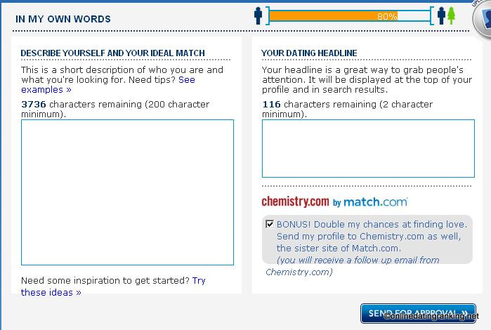 match.com registration 13